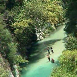Acherondas river spings